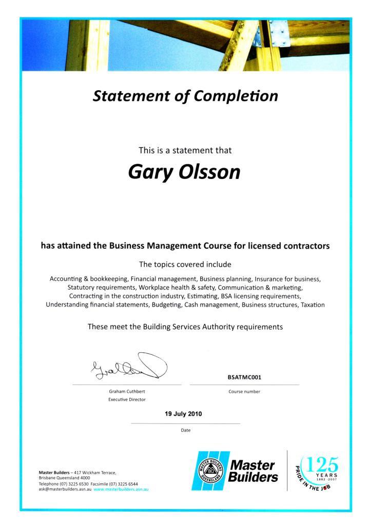 GN Olsson ~ Accreditation, Insurance Repairs, AAADA, AICCM ...