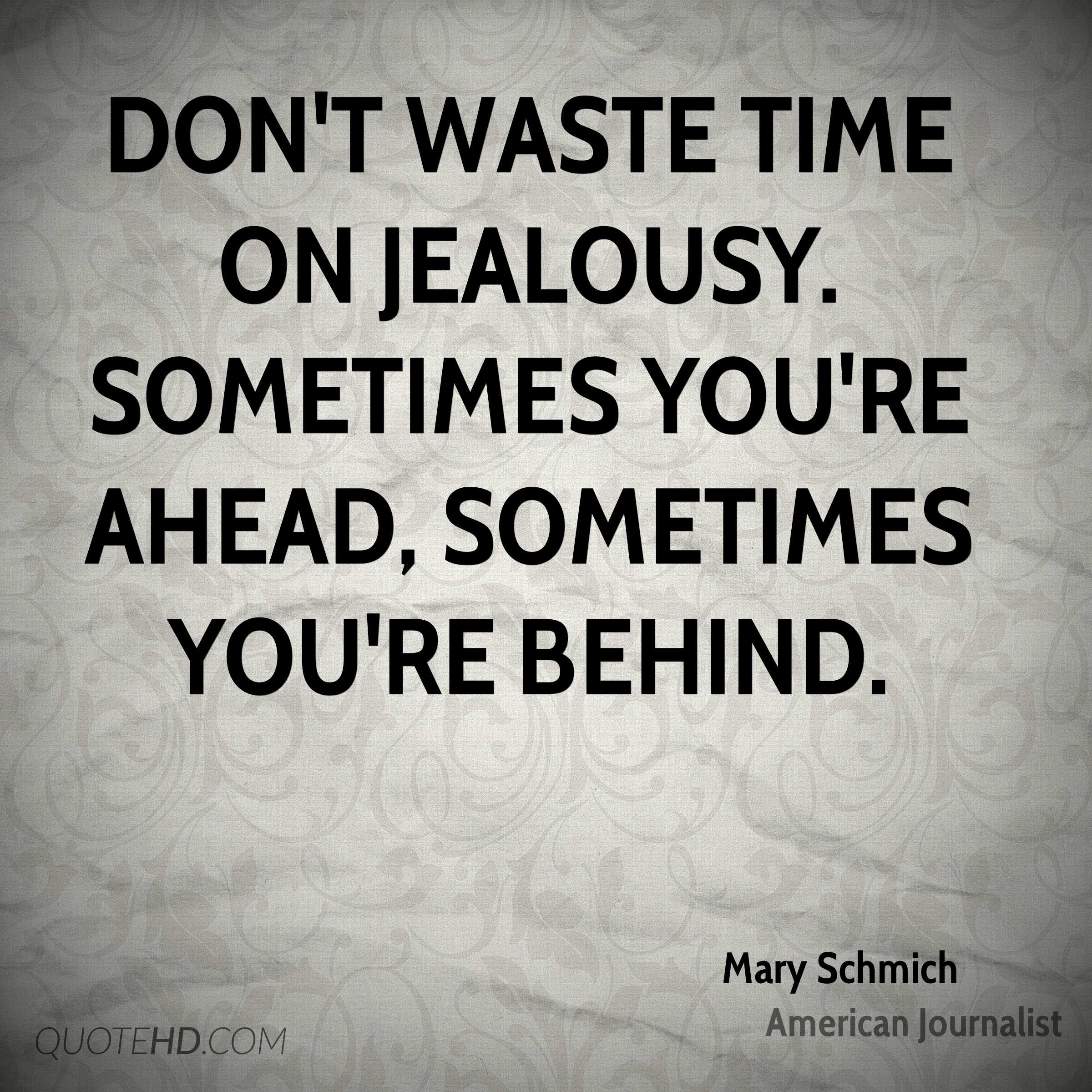 Mary Schmich Time Quotes Quotehd