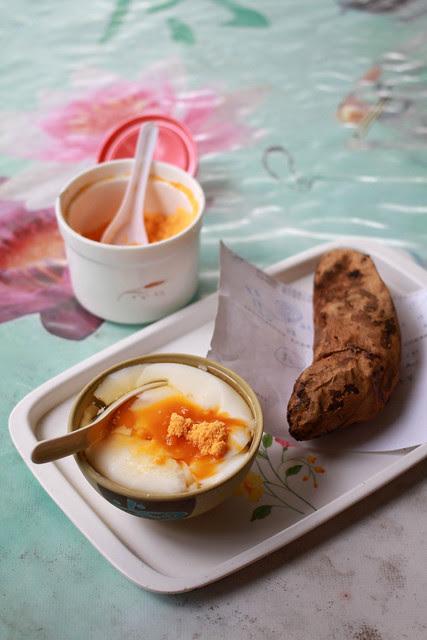 Nam Sang Wai Hong Kong tofufa sweet potato