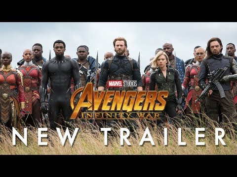 New 'Avengers: Infinity War' Trailer Released