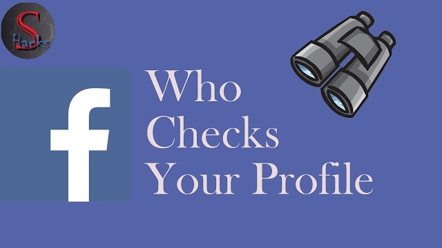 Check Who visited your facebook Profile