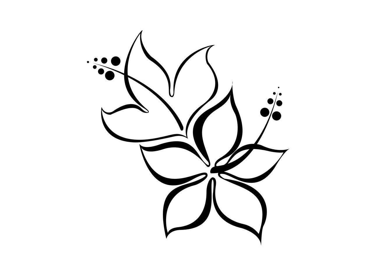 Free Free Flower Tattoo Designs Download Free Clip Art Free Clip