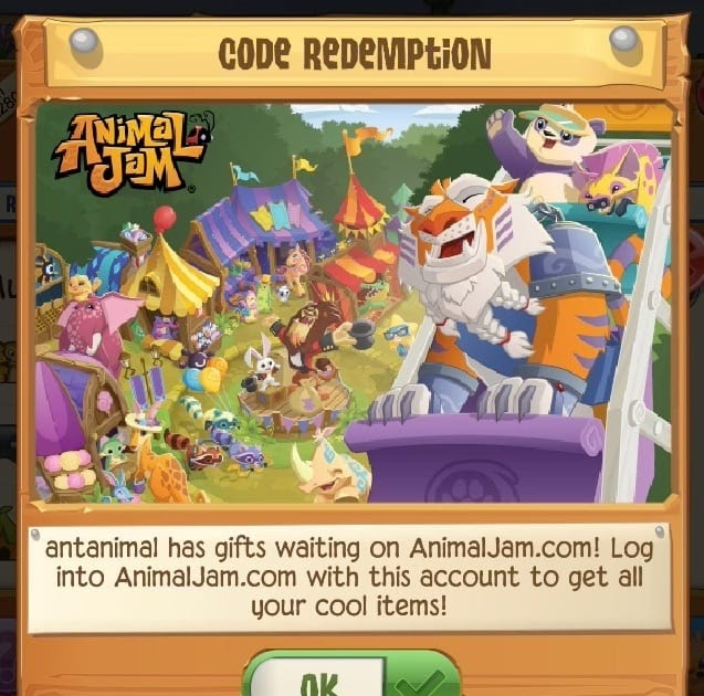 All About Rare Animals Unique Animals And More Animal Jam Play Wild Redeem Codes For Sapphires