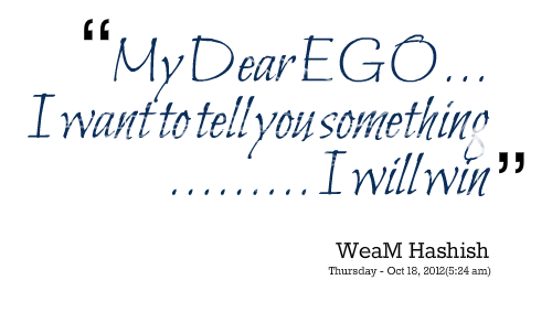 How To Get Rid Of Ego And Jealousy Quotes That Help