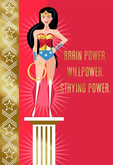 Wonder Woman? Graduation Card   Greeting Cards   Hallmark