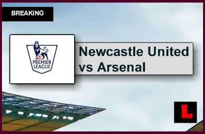 Newcastle United vs Arsenal 2015 Ignites EPLTable Score ...
