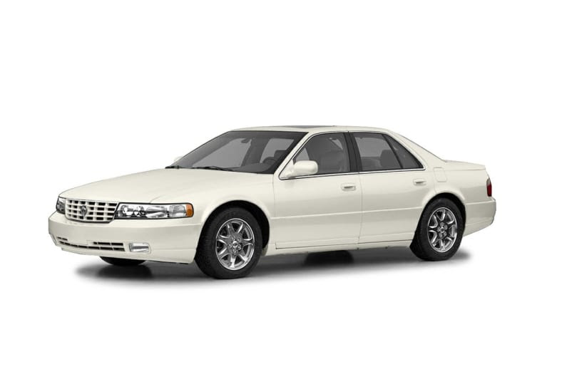 2003 Cadillac Seville STS 4dr Sedan Pictures