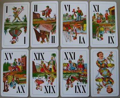 hungarian tarokk cards