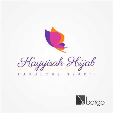 kayyisah hijab portfolio logo pinterest logos