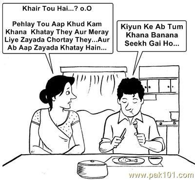 Funny Picture Wife Husband Funny Pak101com
