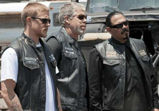 EmilioRonPerlman Sons of Anarchy