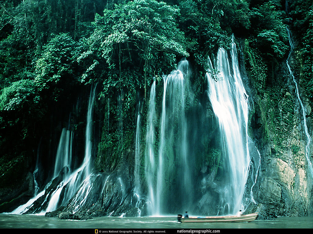 Mother Nature Images Waterfall Hd Wallpaper And Background Photos