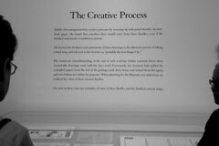 Charles Schulz Museum - creative process