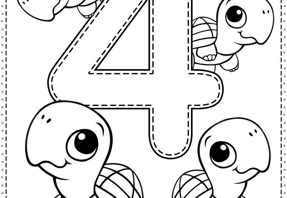 29 Free Printable Preschool Worksheets Age 4 Counting ...