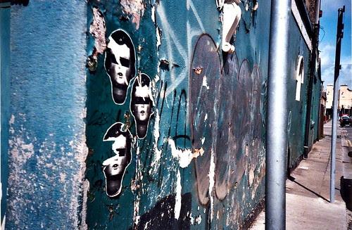 blue.wall