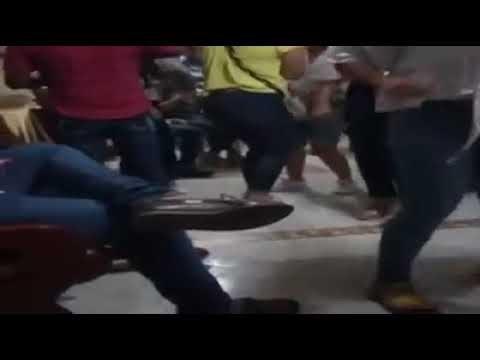 Alcaldesa de Sucre-Sucre en parranda en media cuarentena