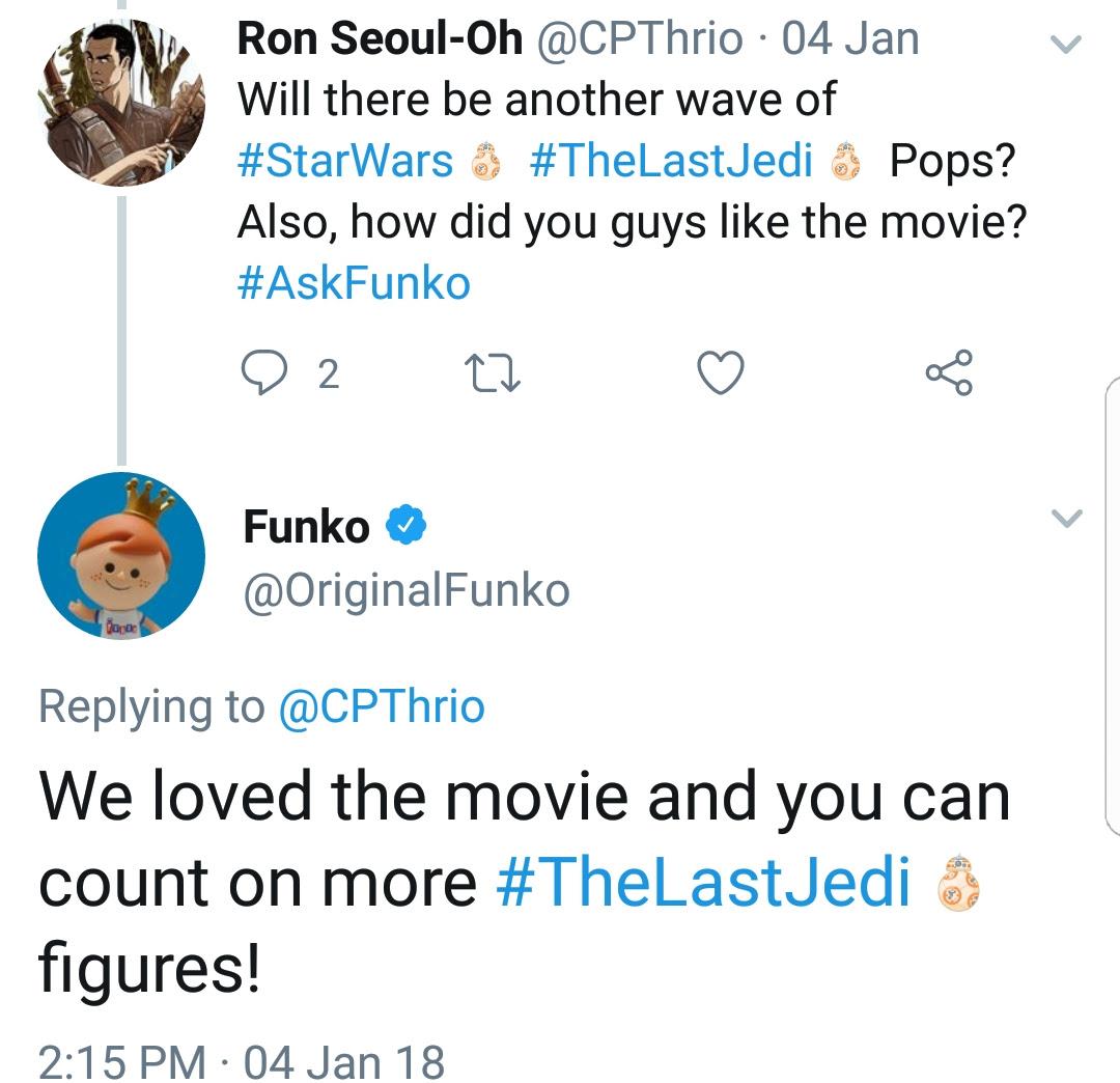 The Last Jedi: 5 Funko Pops I Want Made