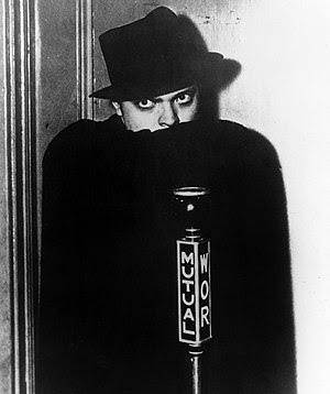 Orson Welles as The Shadow. A predecessor in t...