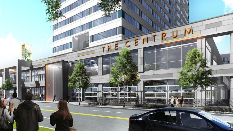 A Dallas-based real estate investment firm is repositioning The Centrum, a 392,473-square-foot office and retail complex at 3102 Oak Lawn Ave. in Dallas