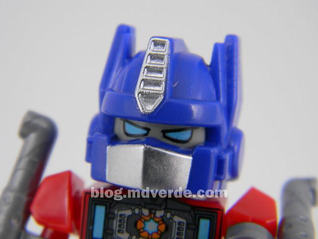 Transformers Kreon Optimus Prime