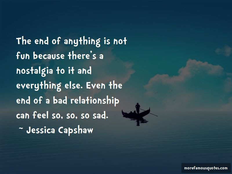 End Of Bad Relationship Quotes Top 6 Quotes About End Of Bad