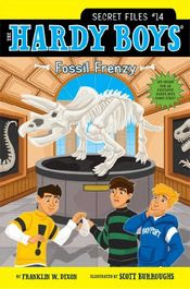 Fossil Frenzy by Franklin W. Dixon