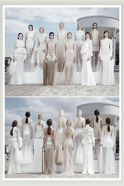 Givenchy Couture 2011 Wedding Dresses   Beautiful, Wedding