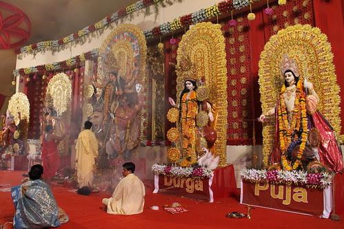 DN Nagar Durgotsav  Andheri by firoze shakir photographerno1