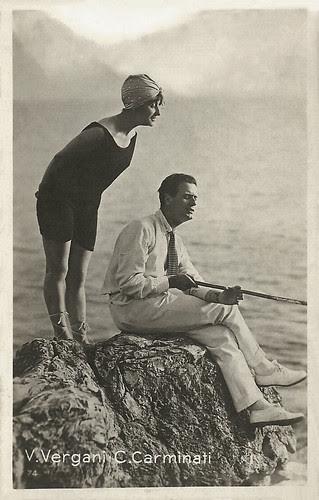 Vera Vergani and Tullio Carminati