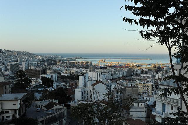 Alger, Commune d'El Mouradia