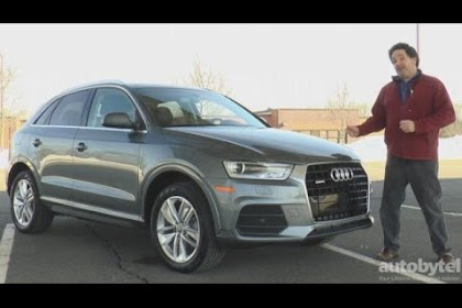2016 Audi Q3 Premium Plus Review