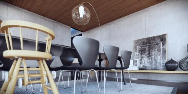 stark dining room