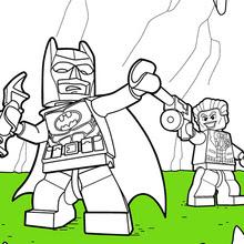 Dibujos Para Colorear Lego Eshellokidscom