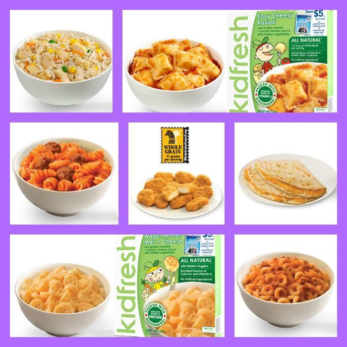Frozen Foods Giveaway