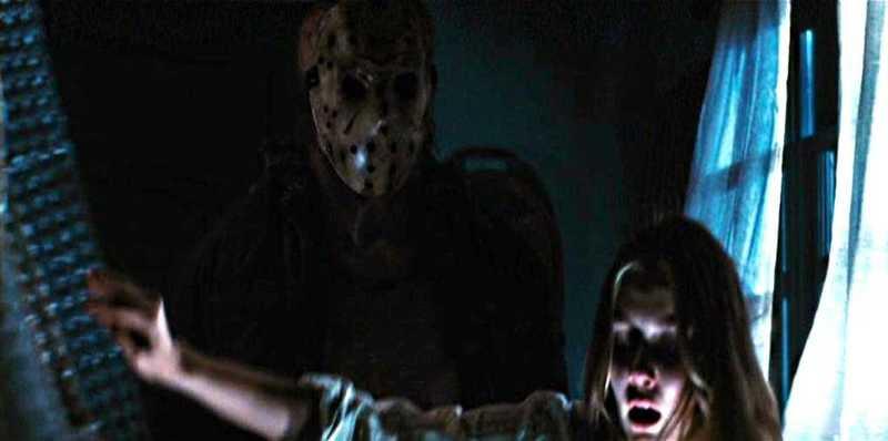 Friday the 13th E Julianna Guill Derek Mears