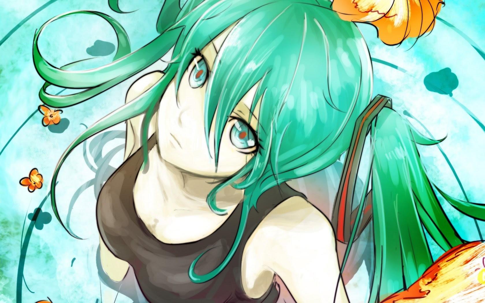 Unduh 4000 Wallpaper Anime Verde Hd  Terbaik