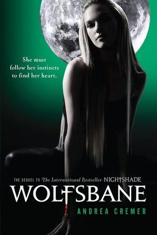 Wolfsbane (Nightshade, #2)