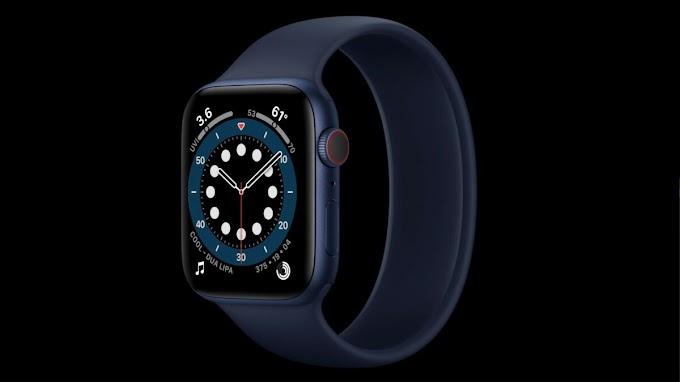 Apple представила Watch Series 6 и бюджетные SE: Что известно о новинках