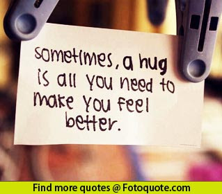 Hugging You Quotes Tumblr Mount Mercy University