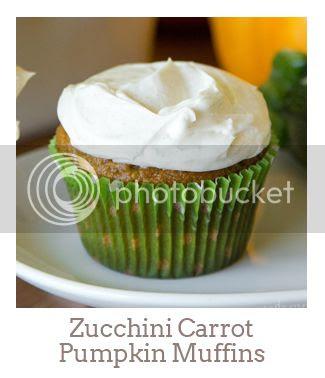 """""""Zucchini Carrot Pumpkin Muffins"""""""
