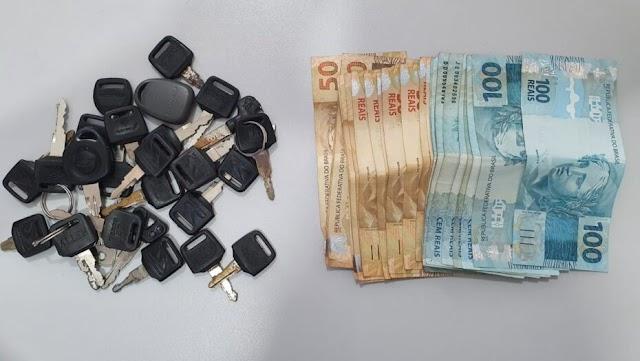 Polícia faz operação no RN e PB e prende quadrilha que atuava na revenda de veículos roubados
