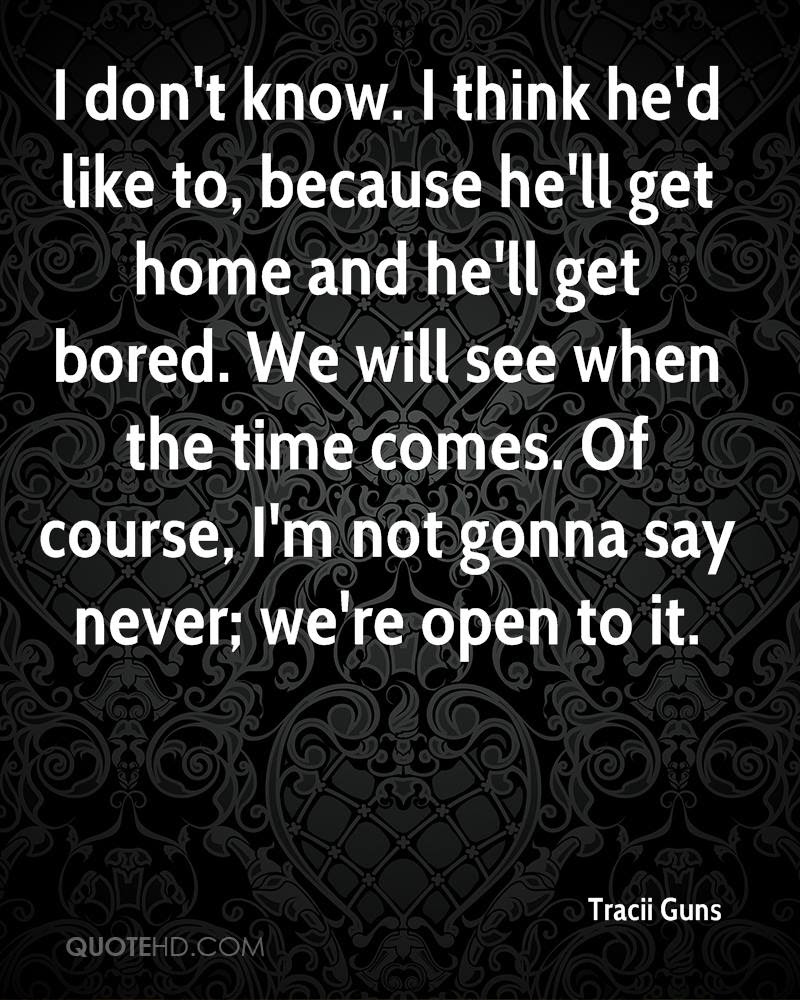 Tracii Guns Quotes Quotehd