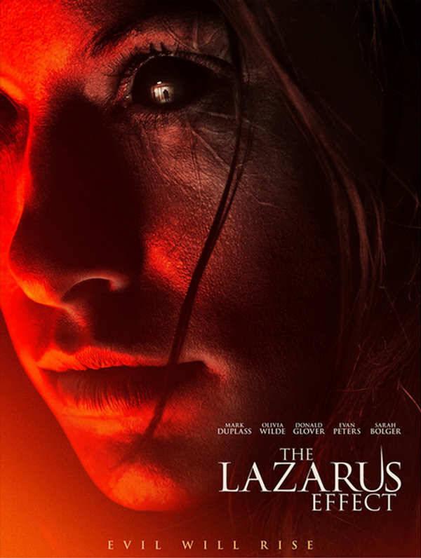 Sinopsis The Lazarus Effect (Filem Seram)
