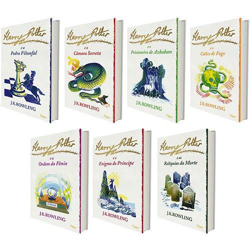 Coleção Harry Potter - Edição Limitada (7 Volumes)
