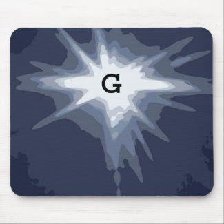 Super Guy Mousepad