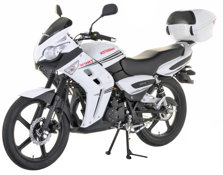 125cc Motorbike - 125cc Direct Bikes Sports RS Motorbike