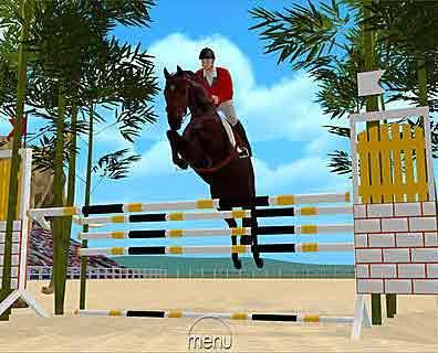 Pildiotsingu horse jumping game tulemus
