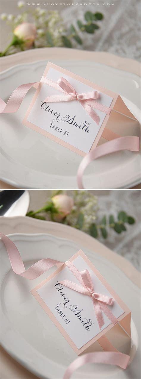 Best 25  Wedding place cards ideas on Pinterest   Card