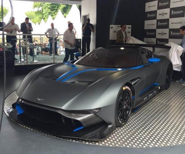 Aston Martin At Goodwood Festival Of Speed The Supercar Blog