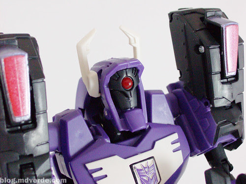 Transformers Shockwave Animated Voyager - modo robot